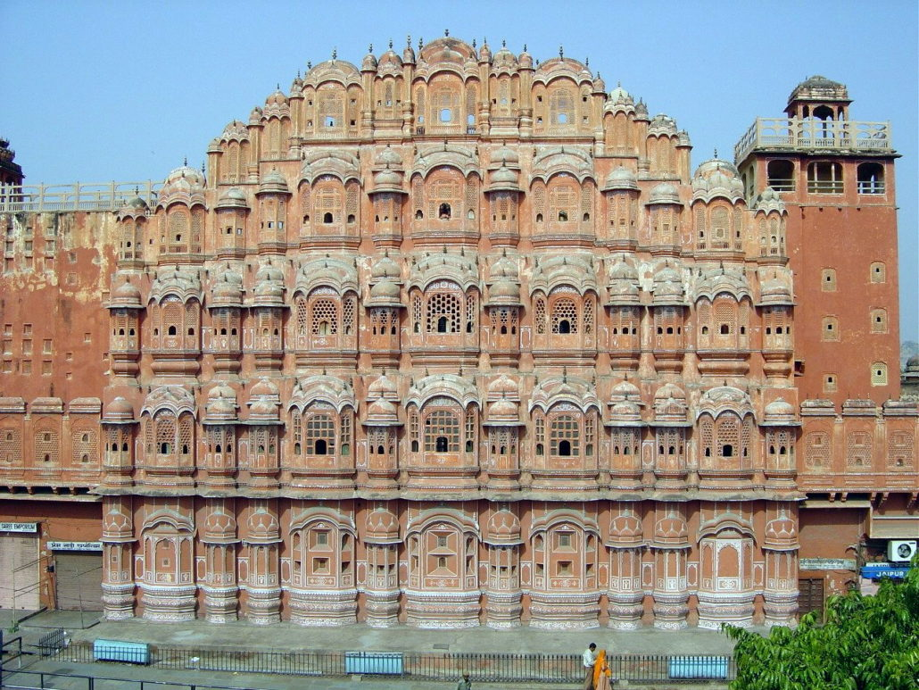 Hawa Mahal Jaipur- Top 7 places to vosot in Rajasthan