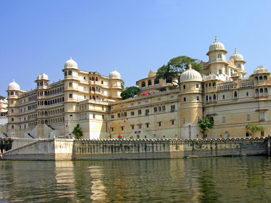City Palace of Udaipur- Top 7 places to vosot in Rajasthan
