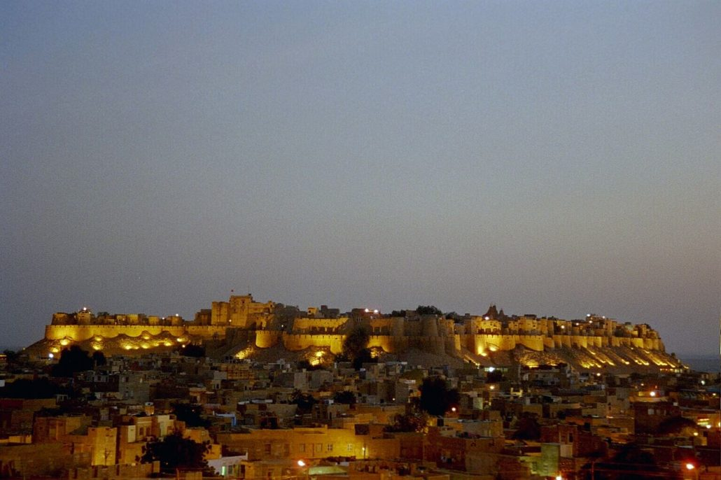 Jaisalmer Fort- Top 7 places to vosot in Rajasthan