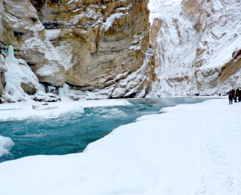 Chadar Trek-Top seven places to visit this winter