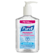 Hand Sanitizer - things to carry along when on a trip
